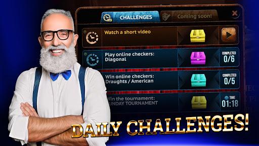 Checkers Online Elite 2.7.9.12 screenshots 6