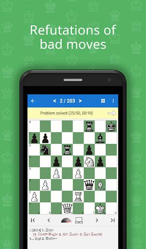 Chess Tactics for Beginners 1.3.5 screenshots 3
