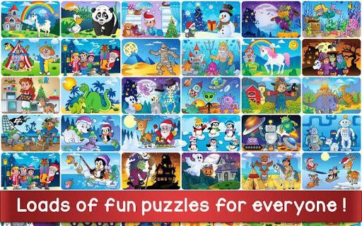 Christmas Puzzle Games – Kids Jigsaw Puzzles 25.1 screenshots 10