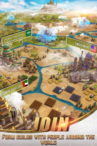 Conquerors Golden Age 3.1.1 screenshots 22