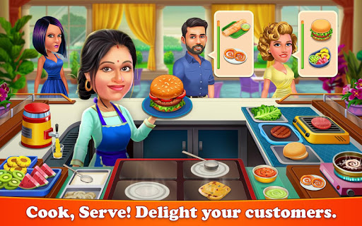 Cooking Cafe – Patiala Babes Restaurant Game 3.7 screenshots 13