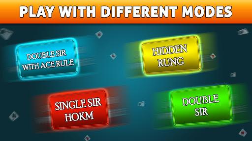 Court Piece – My Rung amp HOKM Card Game Online 5.8 screenshots 3