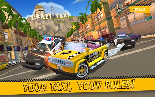 Crazy Taxi City Rush 1.9.0 screenshots 1