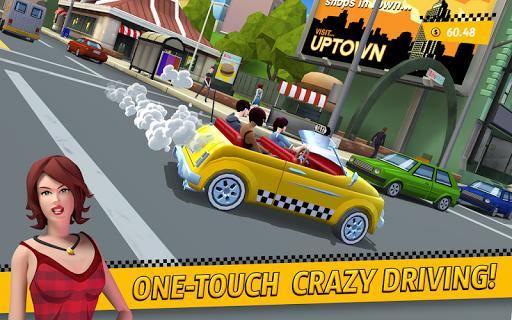 Crazy Taxi City Rush 1.9.0 screenshots 2