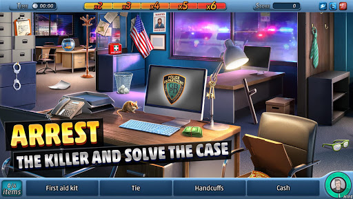 Criminal Case The Conspiracy 2.34 screenshots 5