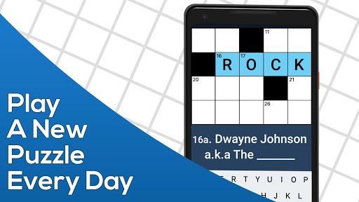 Daily Themed Crossword – A Fun crossword game 1.362.0 screenshots 1