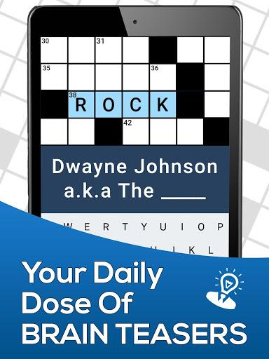 Daily Themed Crossword – A Fun crossword game 1.362.0 screenshots 12