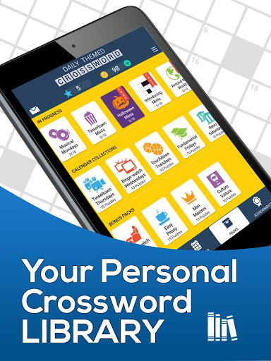 Daily Themed Crossword – A Fun crossword game 1.362.0 screenshots 15