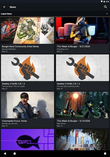 Destiny 2 Companion 13.9.4 build 799 screenshots 12