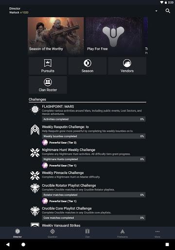 Destiny 2 Companion 13.9.4 build 799 screenshots 7