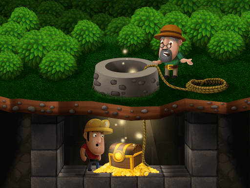 Diggys Adventure Logic Puzzles amp Maze Escape RPG 1.5.374 screenshots 10