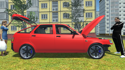 Driver Simulator – Fun Games For Free 1.0.8 screenshots 1