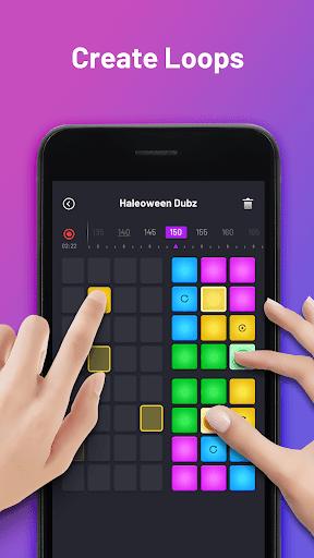 Drum Pad Free Beat Maker Machine 1.0.19 screenshots 3