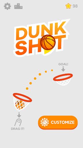 Dunk Shot 1.4.4 screenshots 1