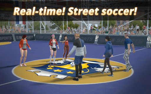 Extreme Football3on3 Multiplayer Soccer 4727 screenshots 6