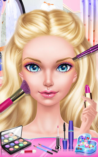 Fashion Doll Shopping Day SPA Dress-Up Games 2.5 screenshots 13