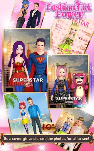 Fashion Girl Power 1.1.1 screenshots 8