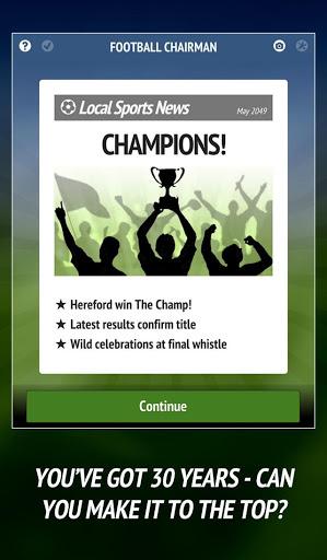 Football Chairman – Build a Soccer Empire 1.5.2 screenshots 5