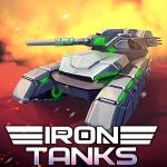 Free Download Iron Tanks: Free Multiplayer Tank Shooting Games 3.04 APK