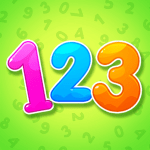 Free Download Numbers for kids! Counting 123 games! 0.6.13 APK