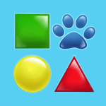 Free Download Shapes for Children – Learning Game for Toddlers 1.8.9 APK