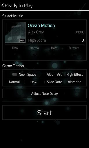 Full of Music 1 MP3 Rhythm Game 1.9.5 screenshots 1