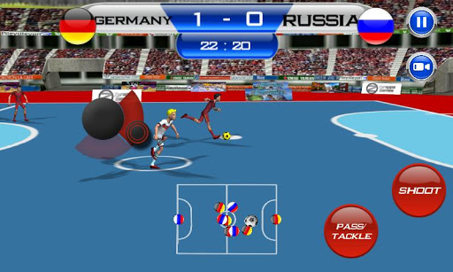 Futsal Game 2.4.1 screenshots 3