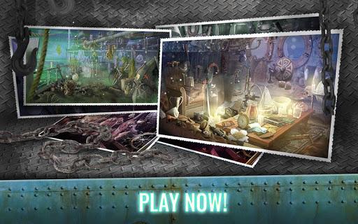 Ghost Ship Hidden Object Adventure Games 2.8 screenshots 4