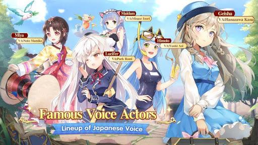 Girls X BattleGXB_Global 1.502.0 screenshots 3