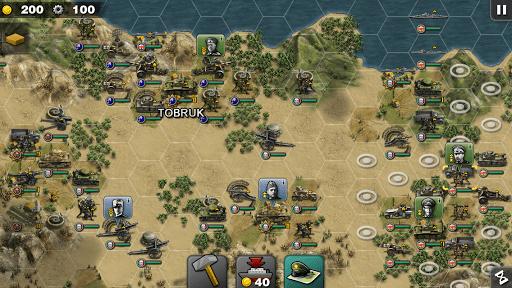 Glory of Generals 1.2.4 screenshots 5