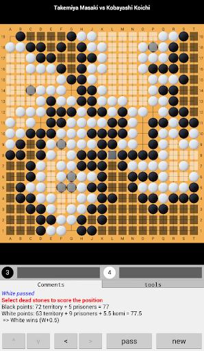 Go GridMaster free 0.44 screenshots 2