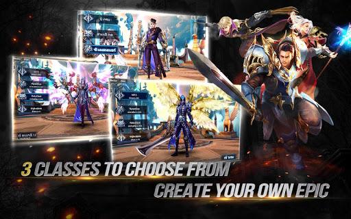 Goddess Primal Chaos – en Free 3D Action MMORPG 1.82.22.080500 screenshots 11