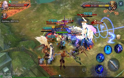 Goddess Primal Chaos – en Free 3D Action MMORPG 1.82.22.080500 screenshots 24