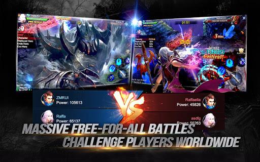 Goddess Primal Chaos – en Free 3D Action MMORPG 1.82.22.080500 screenshots 4