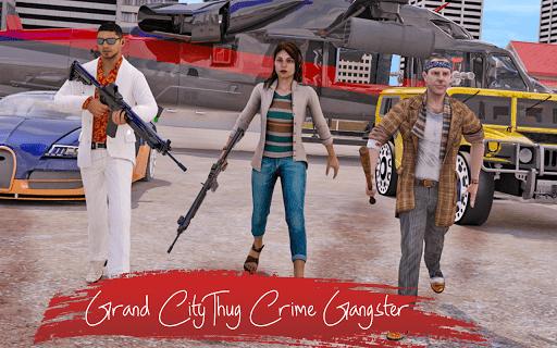 Grand City Thug Crime Gangster 2.15 screenshots 3