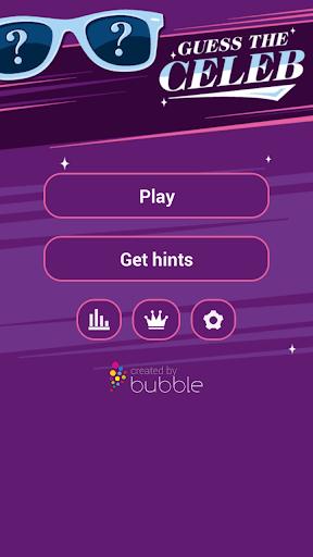Guess The Celeb Quiz 2.7 screenshots 1