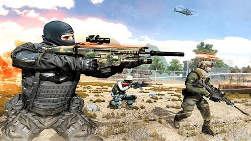 Gun Strike Real 3D Shooting Games- FPS 2.0.2 screenshots 2
