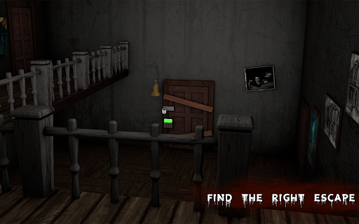 Haunted House Escape – Granny Ghost Games 1.0.11 screenshots 10