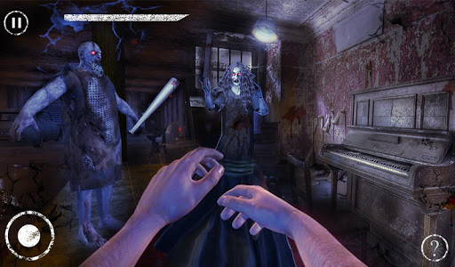 Haunted House Escape – Granny Ghost Games 1.0.11 screenshots 11