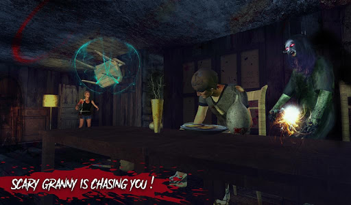 Haunted House Escape – Granny Ghost Games 1.0.11 screenshots 13