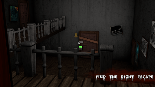 Haunted House Escape – Granny Ghost Games 1.0.11 screenshots 2