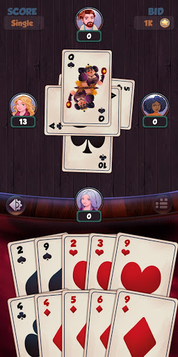 Hearts – Free Card Games 2.5.2 screenshots 4