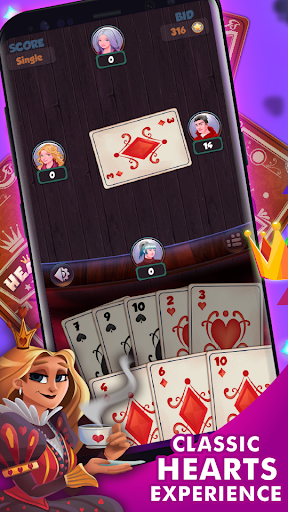 Hearts – Free Card Games 2.5.2 screenshots 7