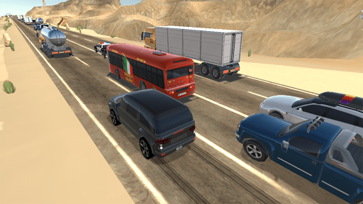 Heavy Traffic Racer Speedy 0.1.4 screenshots 14