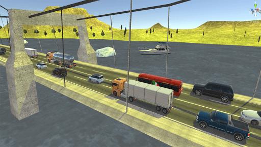 Heavy Traffic Racer Speedy 0.1.4 screenshots 4