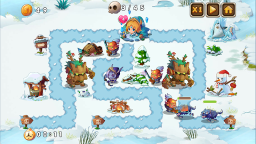 Heroes Defender Fantasy – Epic TD Strategy Game 1.1 screenshots 15
