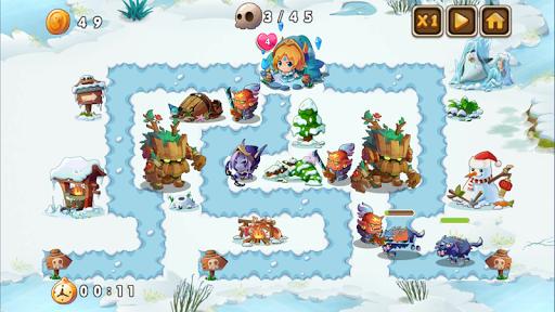 Heroes Defender Fantasy – Epic TD Strategy Game 1.1 screenshots 4