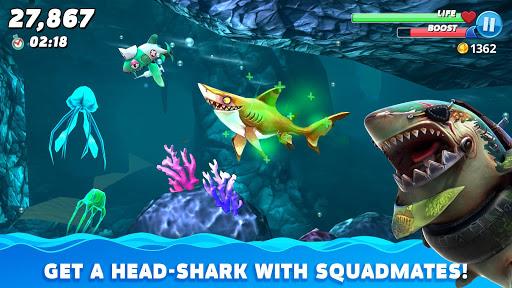 Hungry Shark World 4.0.0 screenshots 1
