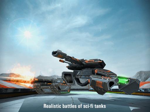 Iron Tanks Free Multiplayer Tank Shooting Games 3.04 screenshots 18