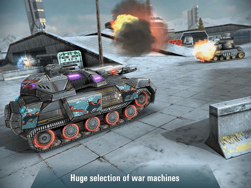 Iron Tanks Free Multiplayer Tank Shooting Games 3.04 screenshots 4